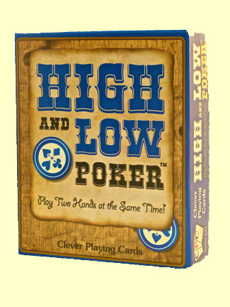High AND Low Poker Box